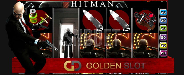 hitman golden slot