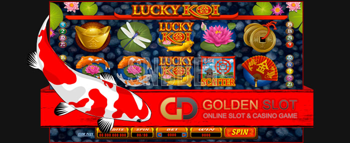 lucly koi goldenslot