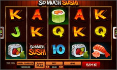 so much sushi goldenslot