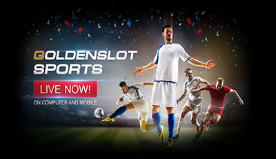 Goldenslot Sports