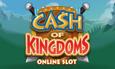goldenslot Cash of Kingdoms